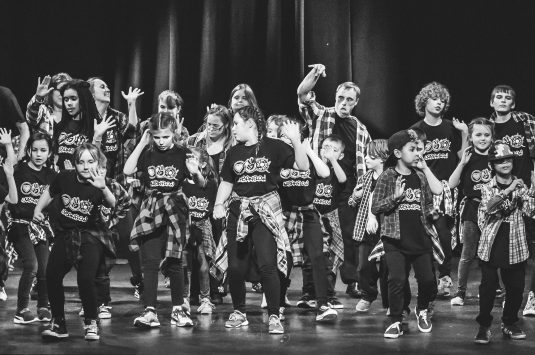 Urbanflow – Dance show